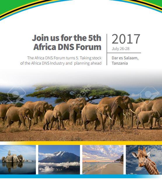 Africa DNS Forum 2017