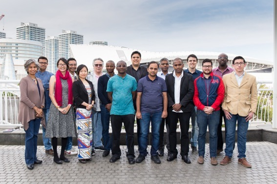 Fellows to IETF 95: Building Diverse Technical Communities