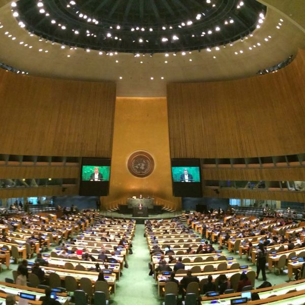 ISOC At WSIS+10 Day 2: Kathy Brown Speech, Access Side Event, Cybersecurity Sessions Thumbnail