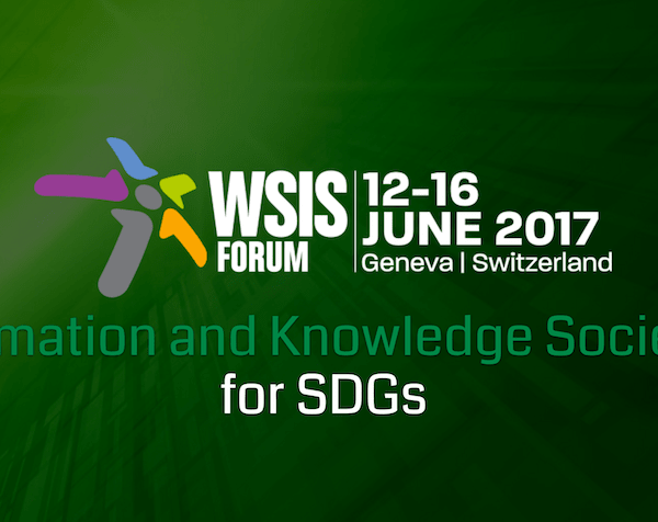 WSIS Forum 2018 Thumbnail