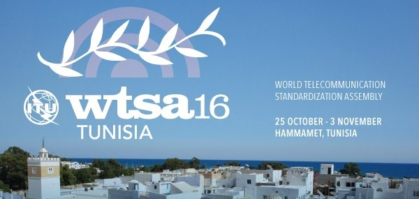 World Telecommunication Standardization Assembly (WTSA) 2016 Thumbnail