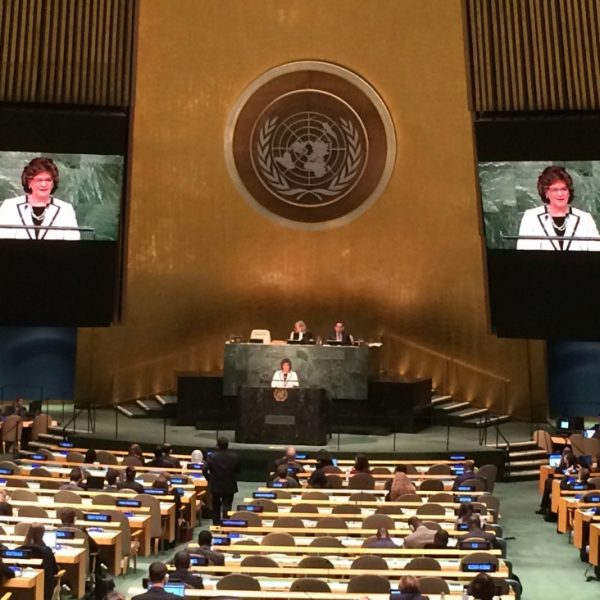 Internet Society CEO Speech at the UN General Assembly WSIS+10 Review Thumbnail