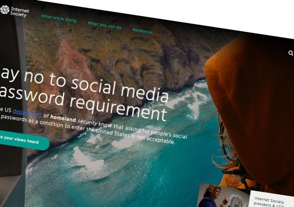 Transforming the Internet Society's web presence Thumbnail