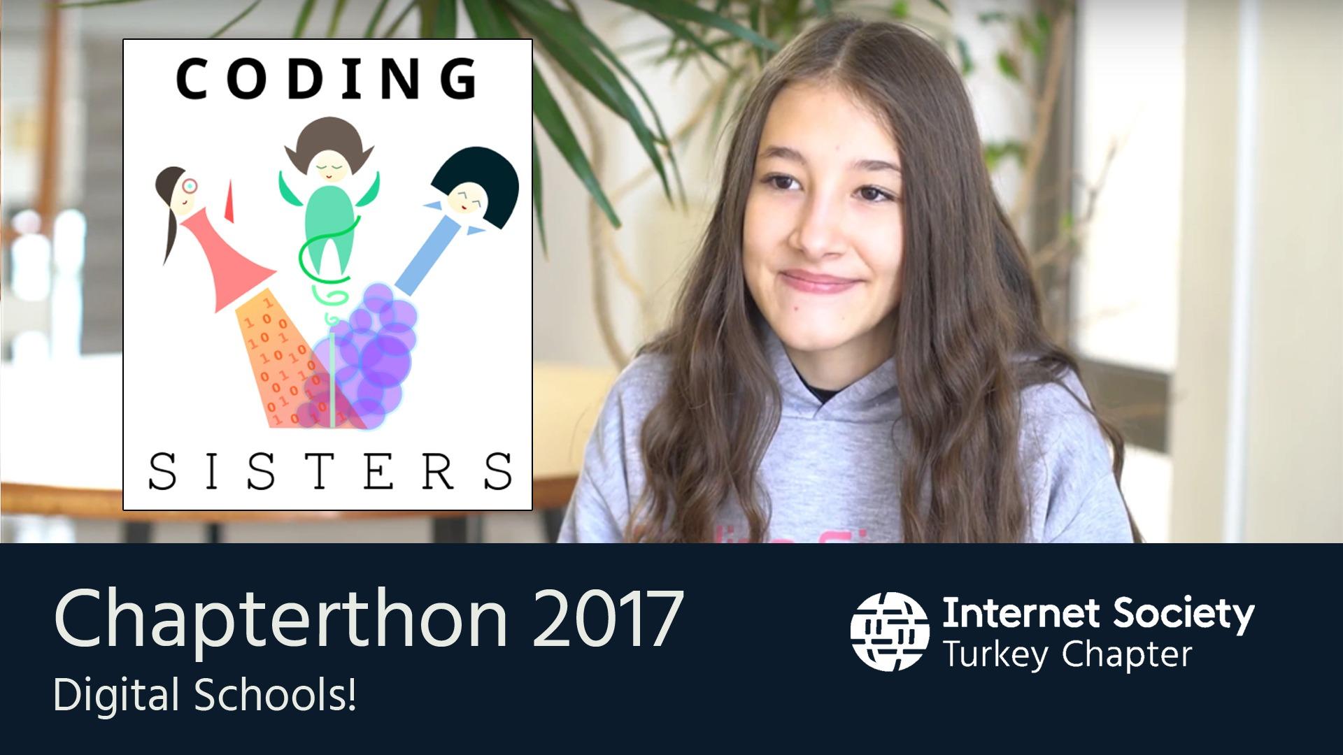 Chapterthon 2017 Winner: Closing the Digital Gap Thumbnail