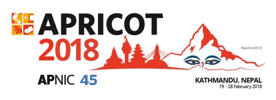 Rencontrez les boursiers de APRICOT 2018