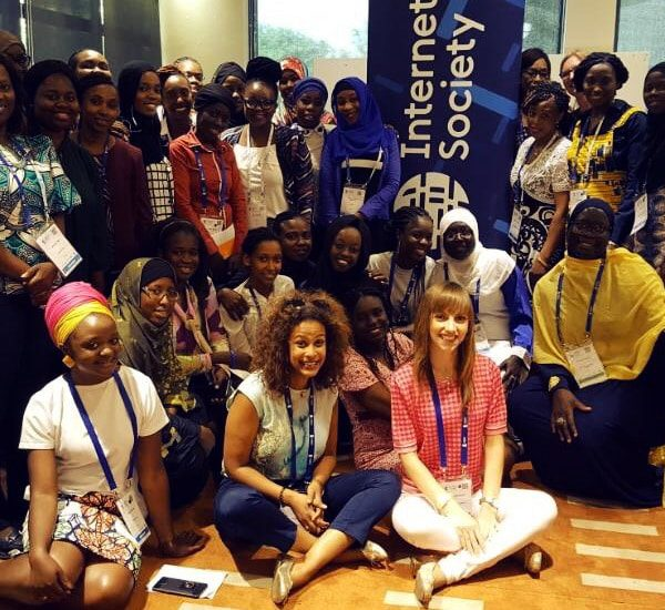 Women in Africa Call for a Trusted and Inclusive Internet Thumbnail