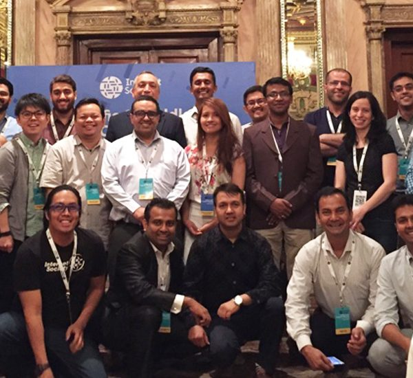 2018 Internet Society Asia-Pacific & Middle East Chapters Meeting