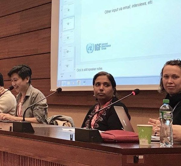 The Best Practice Forum on Gender and Access: Empowering Women Online Thumbnail