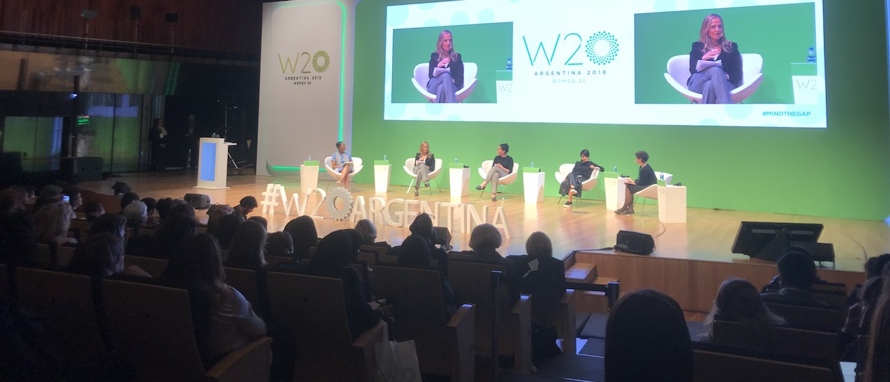 G20 Women's Summit: Digital Inclusion for Women Thumbnail