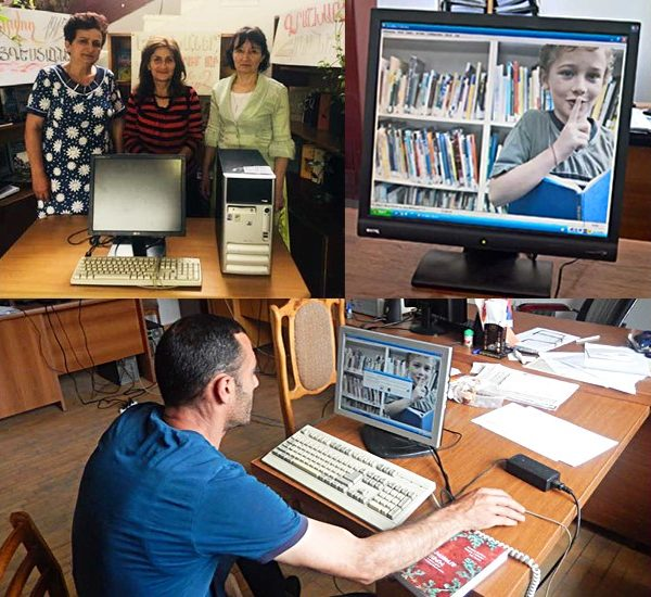 Helping Rural Libraries in Armenia to Embrace the Digital Age Thumbnail