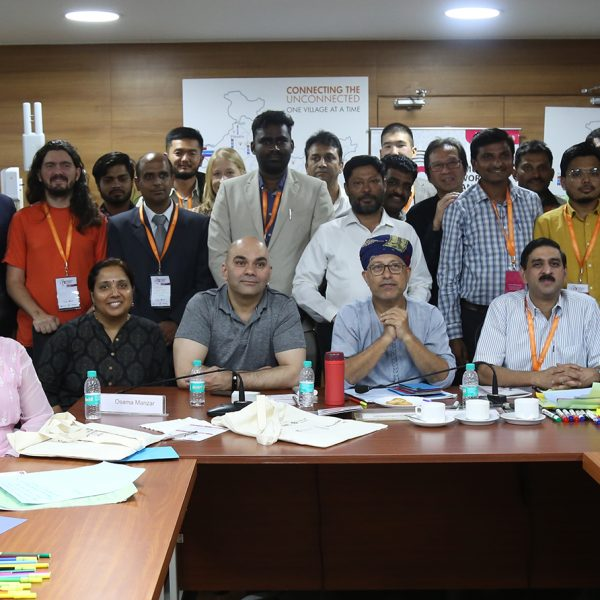Community Network Champions Take a Rural Dip in India
