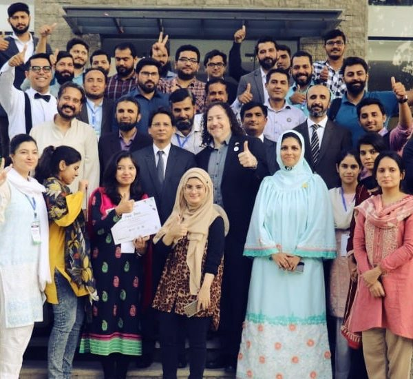 A Step Further in Making Pakistan Digitally Accessible Thumbnail