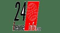 24 heure info logo
