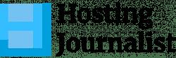 Hosting Journalist logo