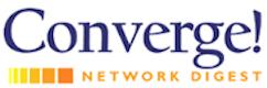 Converge! Network Digest logo